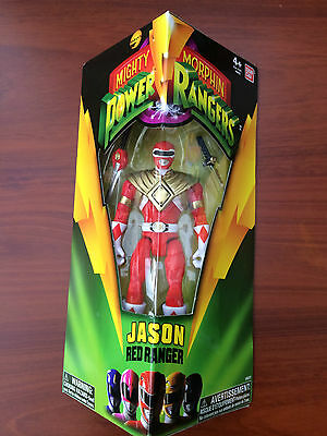(Power Rangers Legacy red ranger new sealed package - with dragon dagger)