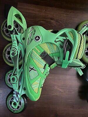 K2 VO2 100X Pro men's in-line skates -- size 8 1/2