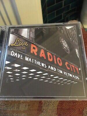 Dave Mattews And Tim Reynolds Live At Radio City 2