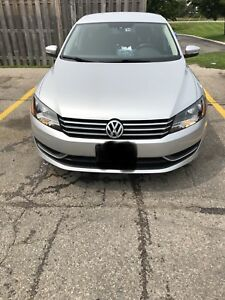2013 VW Passat 2.5L Automatic