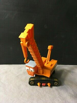 Disney Pixar Cars Grue Wide Load Crane Plastic Toy