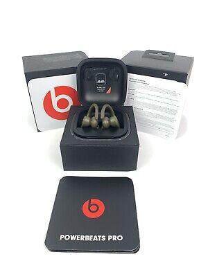 Beats by Dr Dre Powerbeats Pro Totally Wireless In-Ear Headphones Moss MV712LL/A