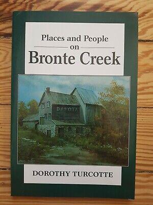 Bronte Creek, Places and People, 1993 Turcotte, Hamilton Halton Ontario Twelve (Bronte Canada)
