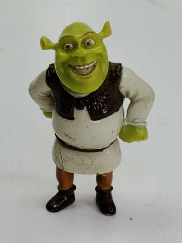 """Miniature 2"""" Shrek Figure"""