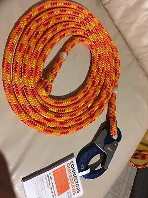 Arborist Flipline Lanyard Replacement Lanyard Only Yale Xtc Ct Dbl Snap