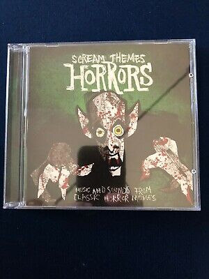 Halloween Music From Movies (HALLOWEEN SCREAM THEMES HORRORS: MUSIC & SOUNDS FROM CLASSIC MOVIES & FILMS)