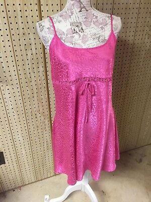 Delicate Treasures Intimates Nighty Night Gown Sleepwear Slip Women's XL for sale  Shipping to India