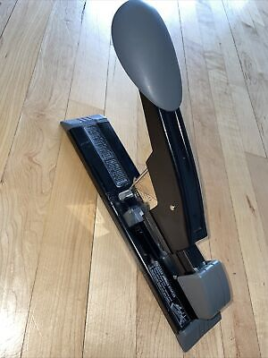 Swingline 113xd Heavy Duty Manual Stapler Ergonomic Design Staples 100 Sheets