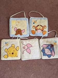 Kidsline pooh bear soft & fuzzy nursery gear Cowaramup Margaret River Area Preview