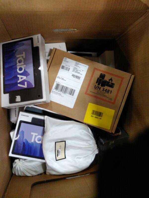 BULQ Liquidation Lot | Uninspected Returns | Computers/Tablets & Networking