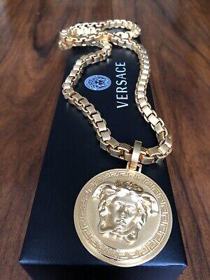 VERSACE Medusa Gold Necklace