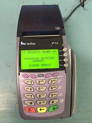 Verifone Vx510 Credit Card Terminal Reader Omni 5100 Vx 510