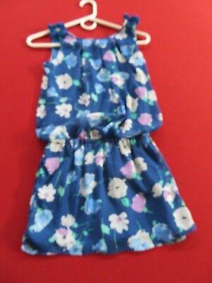 THE CHILDRENS PLACE DRESS SZ: 10 FLOWER DRESS