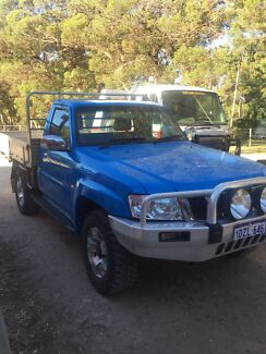 Nissan patrol 4.8 auto ute  Wanneroo Wanneroo Area Preview