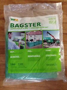 WM bagster for sale