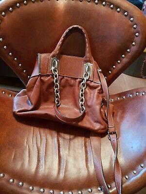 Holiday Damen Tasche (DOLCE & GABBANA Handtasche Braun Damen Tasche Miss Holiday Bag Sac Tragetasche)