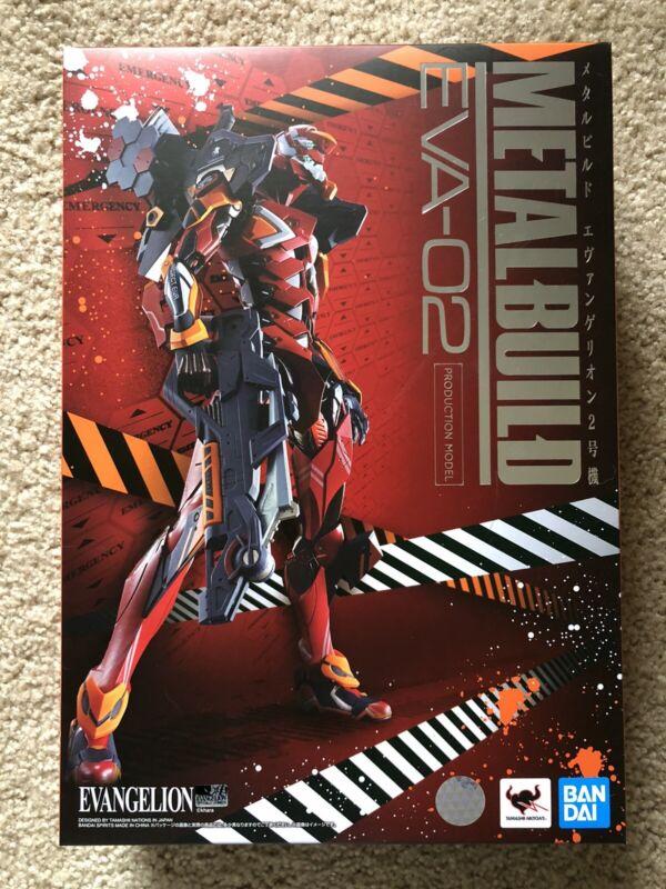 Bandai Evangelion Metal Build EVA 02 EVA-02 MISB