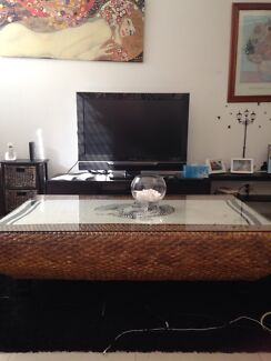 Coffe table + side table North Strathfield Canada Bay Area Preview