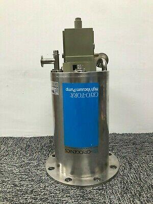 Cti-cryogenics 8033167 Cryo-torr 8 Cryopump