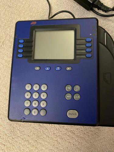 ADP 4500 Kronos 8602004-401 Timeclock