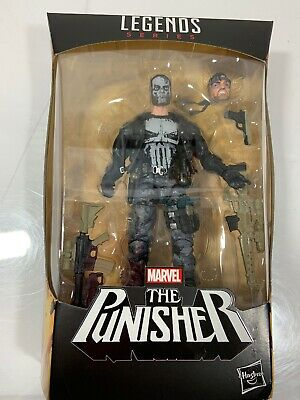 Marvel Legends Punisher Exclusive 6 Inch