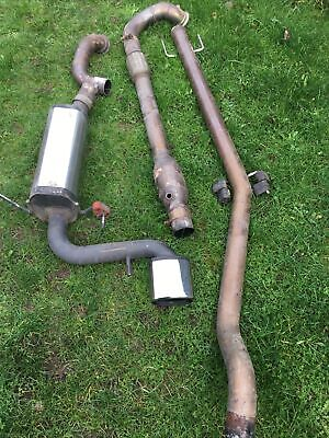 "Astra H Vxr Remus Exhaust + 3"" Down Pipe"