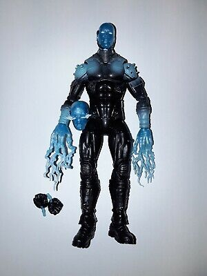 "Marvel Legends Amazing Spider-Man 2 MOVIE ELECTRO Loose 6"" Hasbro - COMPLETE"