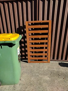 Free wooden frame (pick up only) Revesby Bankstown Area Preview