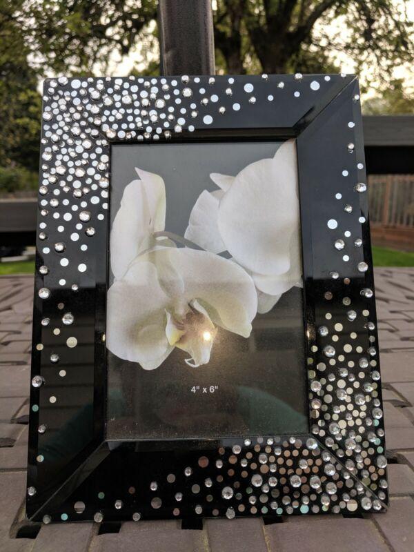 """Beautiful Glittery 4x6"""" Photo Frame"""