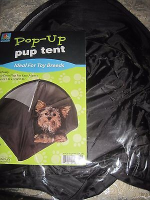 Pop Up Pup Tent For Small Dogs