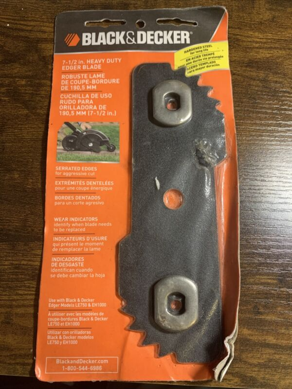 Black & Decker EB-007 Replacement Blade for 7.5-Inch Lawn Edger NEW