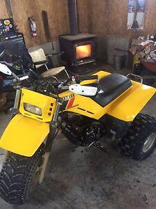 Yamaha 225 dr 1986