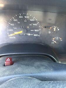 1997 Chevy S10 2dr extended cab Regina Regina Area image 5