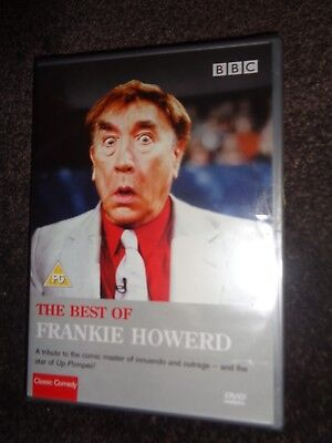 NEW SEALED Region 2 DVD THE BEST OF FRANKIE HOWERD TV Comedy BBC Series