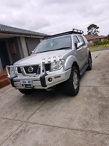 Nissan Pathfinder ST-L 2.5TURBO DIESEL  arb extras $13500ono Gladstone Park Hume Area Preview