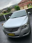 2007 Toyota Aurion GSV40R Prodigy Silver 6speed Auto Cecil Hills Liverpool Area Preview