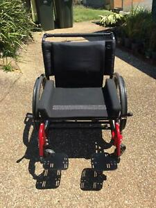 Wheelchair Quickie 2, Rigid Frame-Wide Seat *Price Drop*
