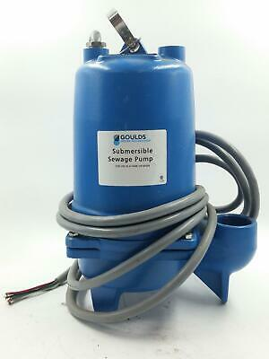 Goulds Submersible Pump Ws1034b