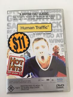 Human Traffic dvd