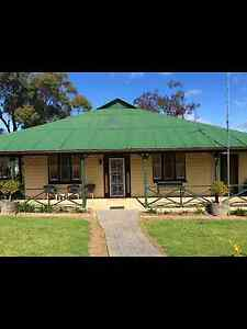Large rural pioneer style 4 bed home in Central West, 1600 Sq m Canowindra Cabonne Area Preview
