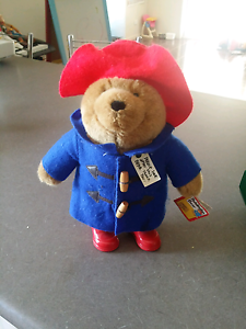 New with tag paddington bear Franklin Gungahlin Area Preview