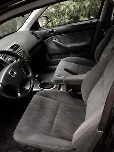 Honda Civic 2003 5-speed Anniversary Edition