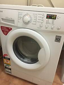 LG Front Loading 7Kg Washing Machine WD11020D Very good condition Hurstville Hurstville Area Preview