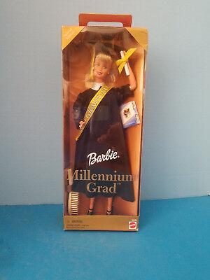 Barbie Doll Vintage 1999 Millennium Graduation #25708 Mattel NIB - Graduation Barbie
