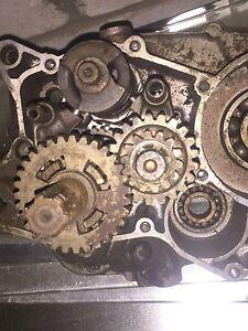 Yamaha banshee parts