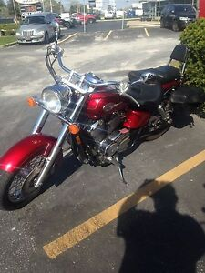 Honda Shadow 750 Motorcycle For Sale