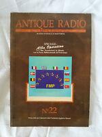 Antique Radio Magazine N.22 - Rivista Radio D'epoca E Dintorni - Alba Operation -  - ebay.it