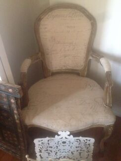 Gorgeous French Provisional Arm Chair