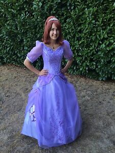 Cosplay PRINCESS SOFIA THE FIRST costumes