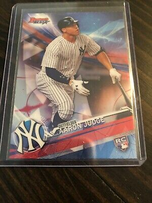 2017 Bowmans Best - Aaron Judge - Rookie Card~ Brand New From The